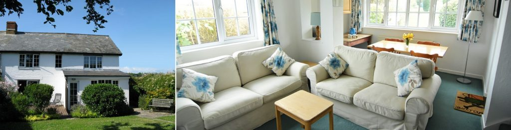 Tollgate Cottages Isle of Wight B and B